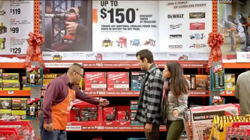 The Home Depot TV Spot, 'The Holiday Clock Is Ticking' - Thumbnail 2