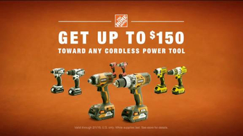 The Home Depot TV Spot, 'The Holiday Clock Is Ticking' - Thumbnail 9