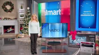 Walmart TV Spot, 'VIZIO's Sound' Ft. Melissa Joan Hart, Anthony Anderson - Thumbnail 1