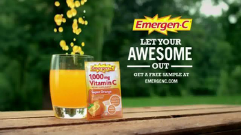 Emergen-C TV Spot, 'More Than Just Water' - 2914 commercial airings