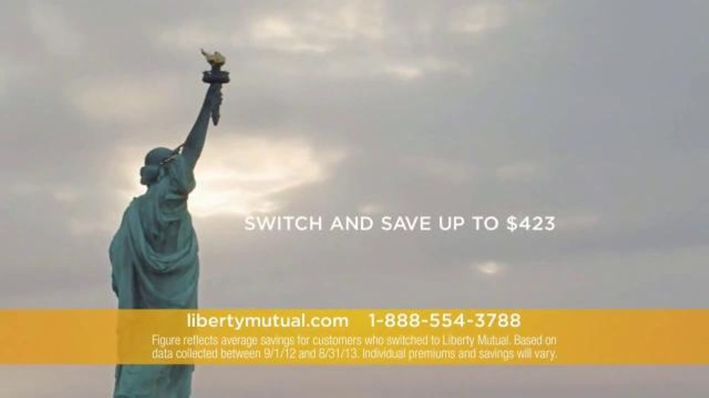 Geico Accident Forgiveness >> Liberty Mutual TV Commercial, 'Insurance Pain' - iSpot.tv