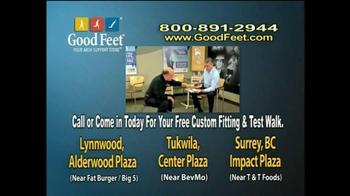 Good Feet TV Spot, 'David' - Thumbnail 6