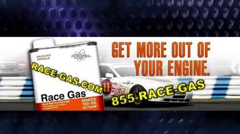 Race Gas TV Spot, 'The Racing Fuel' - Thumbnail 4