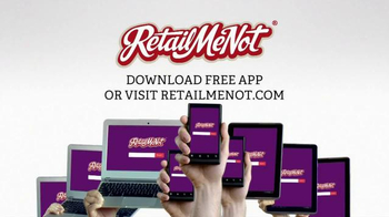 Retailmenot.com TV Spot, 'Tis the Season to Celebrate Black Friday Deals' - Thumbnail 9