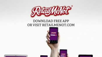 Retailmenot.com TV Spot, 'Tis the Season to Celebrate Black Friday Deals' - Thumbnail 8