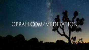 Oprah and Deepak's Meditation Transformation Trilogy TV Spot, 'Holidays' - Thumbnail 8