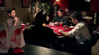Wendy's Monterey Ranch Crispy Chicken TV Spot, 'Póquer' [Spanish] - Thumbnail 1
