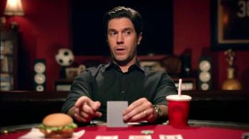Wendy's Monterey Ranch Crispy Chicken TV Spot, 'Póquer' [Spanish] - Thumbnail 3