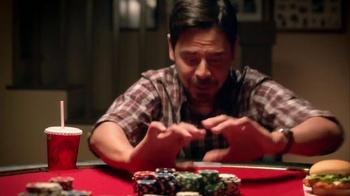 Wendy's Monterey Ranch Crispy Chicken TV Spot, 'Póquer' [Spanish] - Thumbnail 5