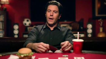 Wendy's Monterey Ranch Crispy Chicken TV Spot, 'Póquer' [Spanish] - Thumbnail 6