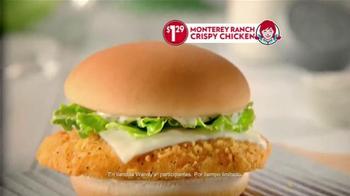 Wendy's Monterey Ranch Crispy Chicken TV Spot, 'Póquer' [Spanish] - Thumbnail 8