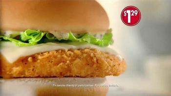 Wendy's Monterey Ranch Crispy Chicken TV Spot, 'Póquer' [Spanish] - Thumbnail 9