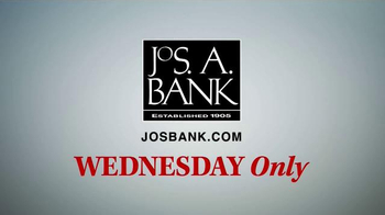 JoS. A. Bank TV Spot, 'One Day Only, Buy One Get Two Free' - Thumbnail 10