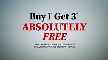 JoS. A. Bank TV Spot, 'One Day Only, Buy One Get Two Free' - Thumbnail 4