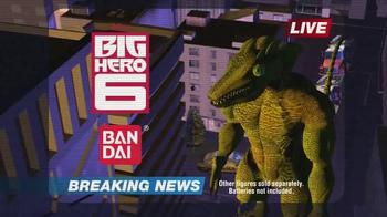 Big Hero 6 Deluxe Flying Baymax TV Spot, 'Monster Battle' - Thumbnail 10