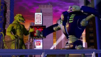 Big Hero 6 Deluxe Flying Baymax TV Spot, 'Monster Battle' - Thumbnail 2