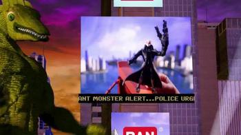 Big Hero 6 Deluxe Flying Baymax TV Spot, 'Monster Battle' - Thumbnail 5