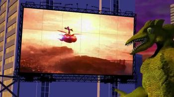 Big Hero 6 Deluxe Flying Baymax TV Spot, 'Monster Battle' - Thumbnail 6