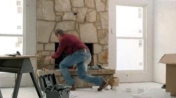 Timberland PRO Hyperion TV Spot, 'Fireplace Malfunction' - Thumbnail 1