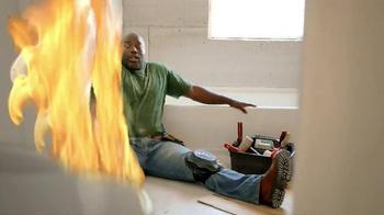 Timberland PRO Hyperion TV Spot, 'Fireplace Malfunction' - Thumbnail 6