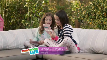 Tomodachi Life TV Spot, 'Annie and Hayley' - Thumbnail 1