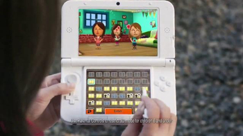 Tomodachi Life TV Spot, 'Annie and Hayley' - Thumbnail 2