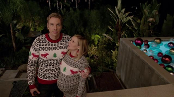 Samsung TV Spot, 'Home for the Holidays' Featuring Kristen Bell - 428 commercial airings