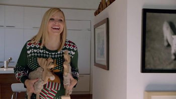 Samsung TV Spot, 'Home for the Holidays' Featuring Kristen Bell - Thumbnail 5
