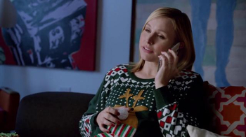 Samsung TV Spot, 'Home for the Holidays' Featuring Kristen Bell - Thumbnail 8