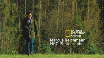 Samsung NX1 TV Spot, 'Capture the Essence of Nature' Feat. Marcus Reichmann - Thumbnail 2