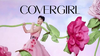 CoverGirl Full Lash Bloom Mascara TV Spot, 'Like a Flower' Feat. Katy Perry - Thumbnail 2