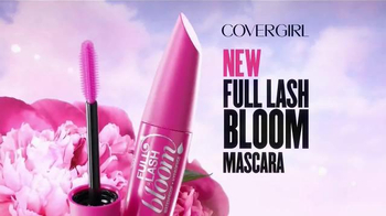 CoverGirl Full Lash Bloom Mascara TV Spot, 'Like a Flower' Feat. Katy Perry - Thumbnail 4