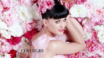CoverGirl Full Lash Bloom Mascara TV Spot, 'Like a Flower' Feat. Katy Perry - Thumbnail 6
