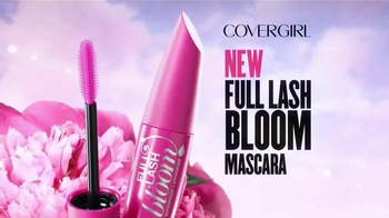 CoverGirl Full Lash Bloom Mascara TV Spot, 'Like a Flower' Feat. Katy Perry - Thumbnail 8