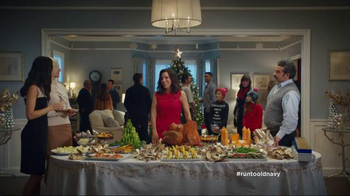 Old Navy TV Spot, 'Turpigen Interrupted' Featuring Julia Louis-Dreyfus - 1346 commercial airings