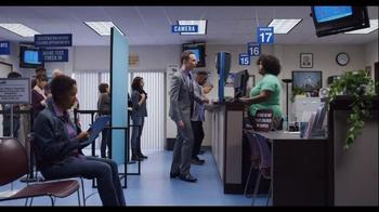 Intel RealSense TV Spot, 'Trip to the DMV' Featuring Jim Parsons - Thumbnail 2