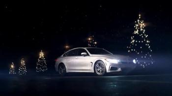 BMW Happier Holiday Event TV Spot, 'The Holiday Slalom' - Thumbnail 6