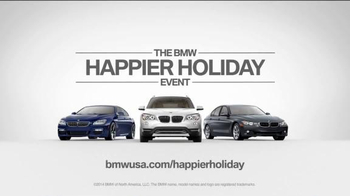 BMW Happier Holiday Event TV Spot, 'The Holiday Slalom' - Thumbnail 7