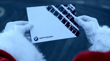 BMW Happier Holiday Event TV Spot, 'Santa's Other Workshop' - Thumbnail 5