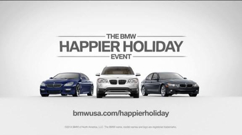 BMW Happier Holiday Event TV Spot, 'Santa's Other Workshop' - Thumbnail 7
