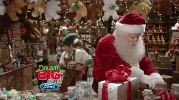 Ford Dream Big Sales Event TV Spot, 'Nice List' - Thumbnail 1