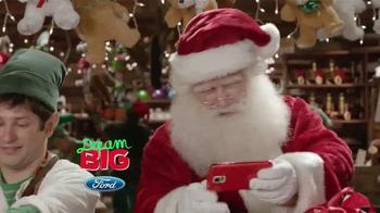 Ford Dream Big Sales Event TV Spot, 'Nice List' - Thumbnail 2