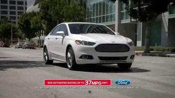 Ford Dream Big Sales Event TV Spot, 'Nice List' - Thumbnail 9