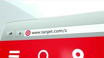 Target Cyber Week TV Spot, 'Holiday 2014: Whoosh' - Thumbnail 1