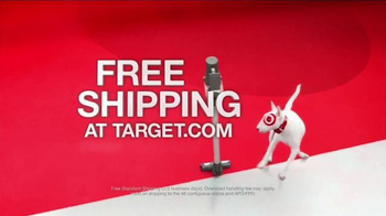 Target Cyber Week TV Spot, 'Holiday 2014: Whoosh' - Thumbnail 10