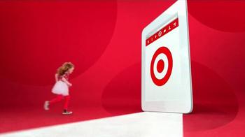Target Cyber Week TV Spot, 'Holiday 2014: Whoosh' - Thumbnail 2