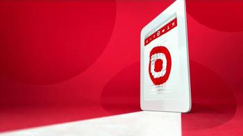 Target Cyber Week TV Spot, 'Holiday 2014: Whoosh' - Thumbnail 3