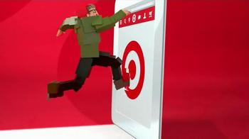 Target Cyber Week TV Spot, 'Holiday 2014: Whoosh' - Thumbnail 5