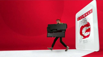 Target Cyber Week TV Spot, 'Holiday 2014: Whoosh' - Thumbnail 6