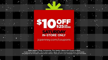 JCPenney Biggest Super Saturday of Them All TV Spot, 'Deals are Jingling' - Thumbnail 4